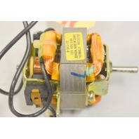 "Johnson Hi Speed Small Appliance Motor 120V-60Hz-Shaft .184""x.665""L"