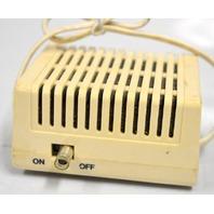 Vintage Mechanical Bell Ringer - Telephone ringer - On / Off Switch