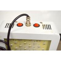 Lush Lighting - Dominator Grow Light 200*3W,Input voltage AC86-264V, 50/60 Hz