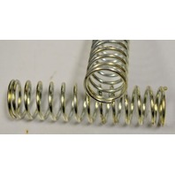 """Plated Compression Spring 7/16"""" x 3 3/8"""" - 12 pcs"""