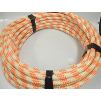 "Klein Buhrke Safety Belt #5443M + 5/8"" x 60' Rope - Used"