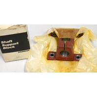 "Thomson Shaft Support Block 0.625"" Shaft Dia, 2.5"" Length - 2 per box."