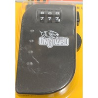 OnGuard Retractor Terrier Roller Combination Lock - bike/skis/luggage/backpack/etc