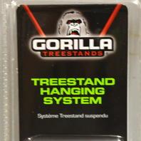 Gorilla Treestand Hanging System - New - #49052