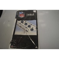 """Seattle Seahawks NFL Table Cover PLASTIC TABLECOVER 54"""" x 108"""""""