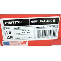 New Balance MW577VK - Black Hook and Loop for Walking