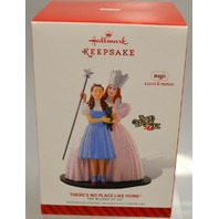"Hallmark Keepsake Ornament 2014, ""There's no place like home"" The Wizard of Oz."