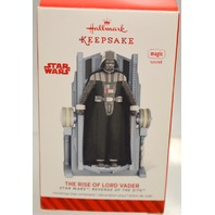 Hallmark Keepsake 2014 STAR WARS: THE RISE OF LORD VADER Ornament