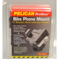 Pelican Progear Handlebar Phone Mount for Bicycles/Motorcycles/Scooters