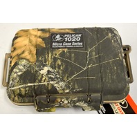 Pelican #1020-025-113 Micro Camo Case Dry Box with Carabiner
