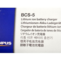 Olympus Pen Lithium ion battery charger - New in box.