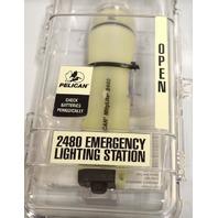 Pelican #2480 Emergency Lighting Station - Photoluminescent