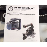 ProMediaGear - #VRC1 + #VRC1K C-Cage for Video Camera Universal