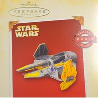 "Hallmark  ""Anakin Skywalker's Jedi Starfighter"" in Revenge of the Sith - #06192"