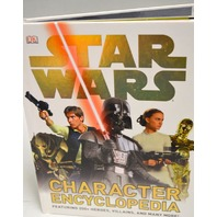 Star Wars Character Encyclopedia featuring 200+ Heroes, Villains and more.