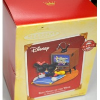 Hallmark Keepsake 2005 Disney Ornament Mickey Mouse 50 Years of Music & Magic