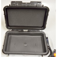 "PELICAN 1015-005-110 Pelican 1015-005-110 Micro Case (Black) 7"" x 5"" x 2"""
