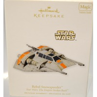 Hallmark Keepsake 2010 - Star Wars: The Empire Strikes Back - Rebel Snowspeeder