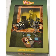 It all started with Walt Disney Live Action Film/Television - New in box.