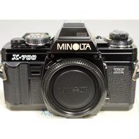 Minolta X-700 Camera body - Pre-Owned