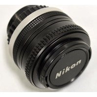 Nikon LW-Nikkor 28mm 1 2.8 - 282748 Dry Lans Lens with lens cap. No box.