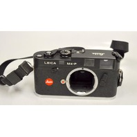 Leica M4-P by Leitz Black Rangefinder 35mm Camera Body  SN#1606453