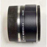 Leitz  Extender - R 2X Converter doubler lens for R series lenses. SN 3215576