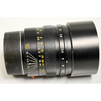 LEICA Summicron-M 1:2/90  - 90mm LENS E55 UVa SN3223203