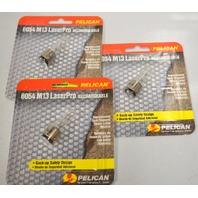 Pelican 6054 M13 Laser Pro Replacement Dual Filament Xenon lamp module - 3 pcs.