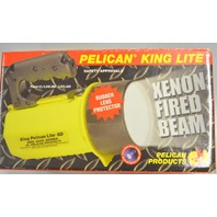 Pelican King Lite 4000LS used by Fire Military & Police Departments