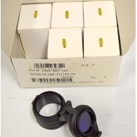 Pelican - 6 Pc Blue Filter Cap for Pelican M6 2320 flashlight PN9320-921-120X