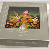 Where Dreams HapPin 2007 - Limited Edition - Disney Pin