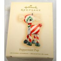 Hallmark Keepsake Pepperming Pup WD4095 - 2007