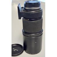 Olympus OM-system F.Auiko Auto-t 1:4.5 f=300mm / Vivitar 72mm 81B