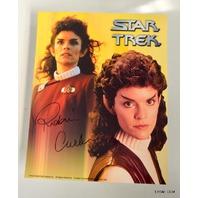 Star Trek Signed Photograph Nicole de Boer 45th Anniversary