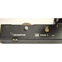 Olympus OM-2N Film Camera Body w/auto rewind. - Very Good condition - untested