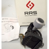 Really Right Stuff Monopod Head with Indexing MH-02LR