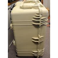 Pelican 1630 Transport Case - It rolls like a suitcase.