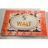 "Disney ""Walt"" 96 Piece Jigsaw Puzzle - 8"" x 12"", Cast member Exclusive Limited Edition"