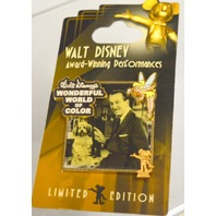 Walt Disney's Wonderful World of Color Award Winning Performances 2007 LE Pin