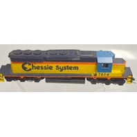 Chessie System  HO Locomotive #7614 - No box.