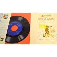 How to have a Happy Birthday: Record and party book.