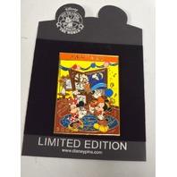 Disney Pin LE500 Jumbo - Calendar Series 2007
