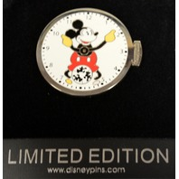 Disney Pin - Ingersol Classic Mickey Mouse Pocket Watch Fun Time LE250