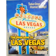 Welcome to Fabulous Las Vegas Lighted LED Sign - New in box.