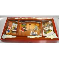 Disney Pin Set of Xmas Window Suprise Set. #96969 - New in Box.