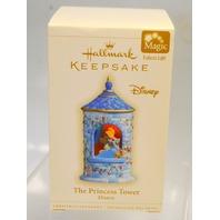 "Hallmark 2006 ""The Princess Tower by Disney"" with magic light - 08373"