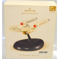 "Hallmark 2006 "" U.S.S. Enterprise - NCC-1701 - Magic Sound/Light #06293"