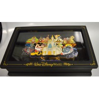 Walt Disney World 2006, LE of 1000 - Jumbo Pin of Magic Kingdom - four parks.