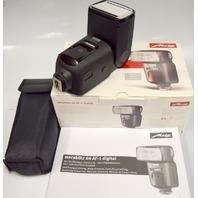 Metz Mecablitz 64 AF-1 Digital Electronic Flash for Olympus/Panasonic/Leica